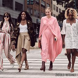 <div>Fashion week 2019 Street Style</div>