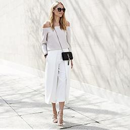 <div>Look total White </div><div>Jak go nosić?</div>