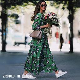 <div>Najmodniejsze sukienki na wiosnę i lato 2019! </div>