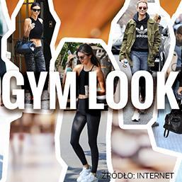 <div>GYM LOOK!</div><div>Co wybrać na siłownię? </div>