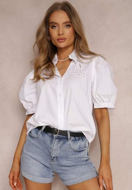 Biała Koszula Show Me Some Love
