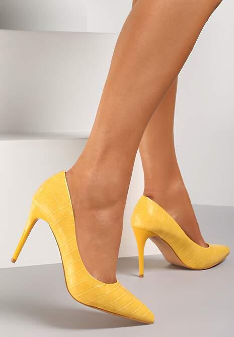Żółte Szpilki Aethessa