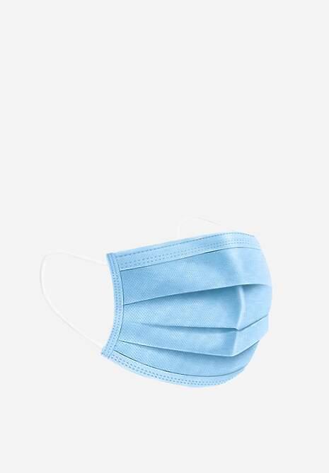 Jasnoniebieskie Maseczki Jednorazowego Użytku 5-pack