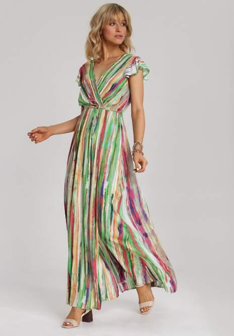 Zielona Sukienka Jenninora