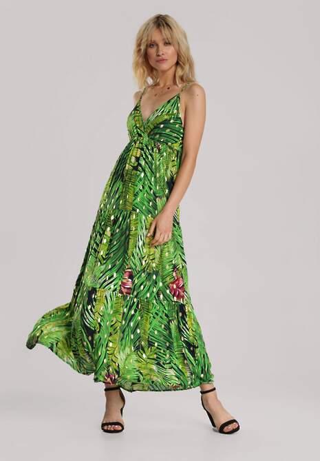 Zielona Sukienka Sheirial
