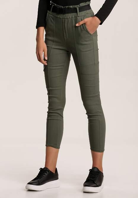 Zielone Spodnie Vilinoth