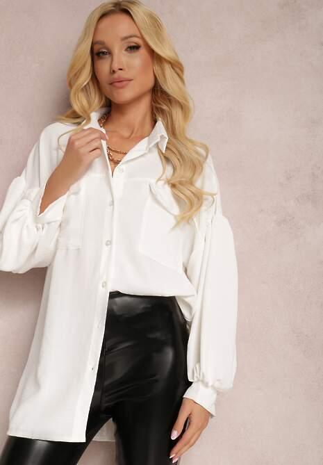 Biała Koszula Irinith