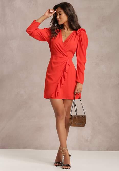 Czerwona Sukienka Zarinyra