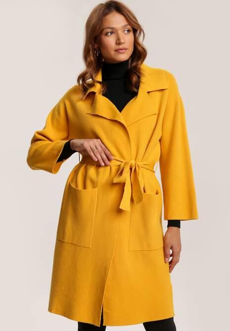 Żółty Kardigan Felsea