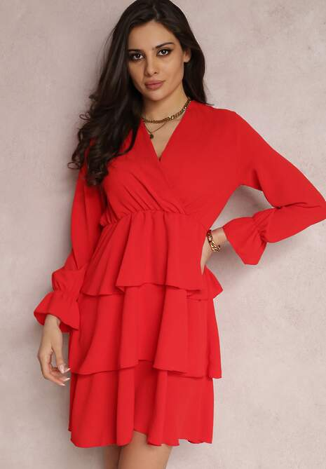 Czerwona Sukienka Softpeak