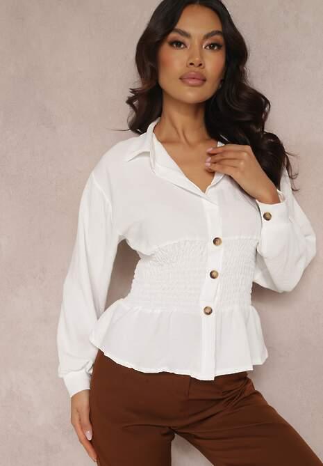Biała Bluzka Peachtwig