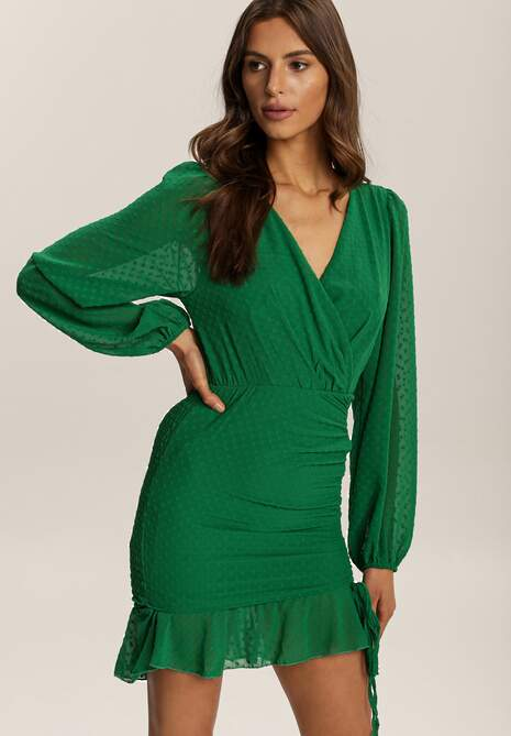 Zielona Sukienka Ianbanise