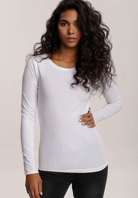Biała Bluzka Inlana