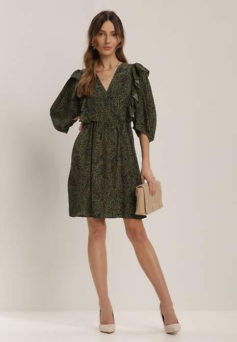Zielona Sukienka Nonasise