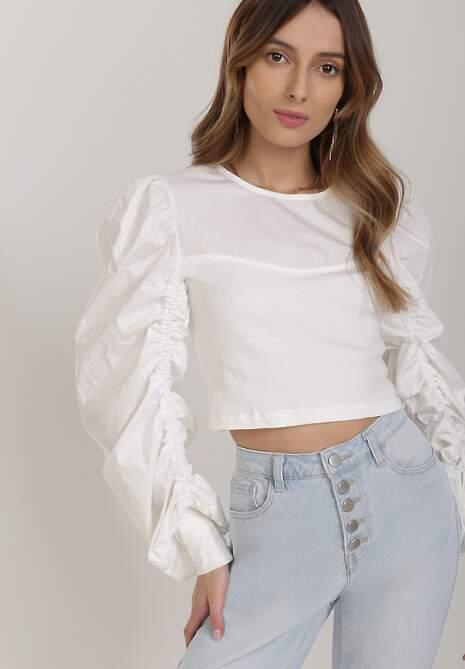 Biała Bluzka Thaliphelia