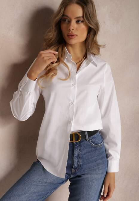 Biała Koszula Loraelure