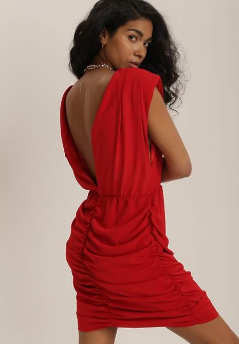 Czerwona Sukienka Charismas