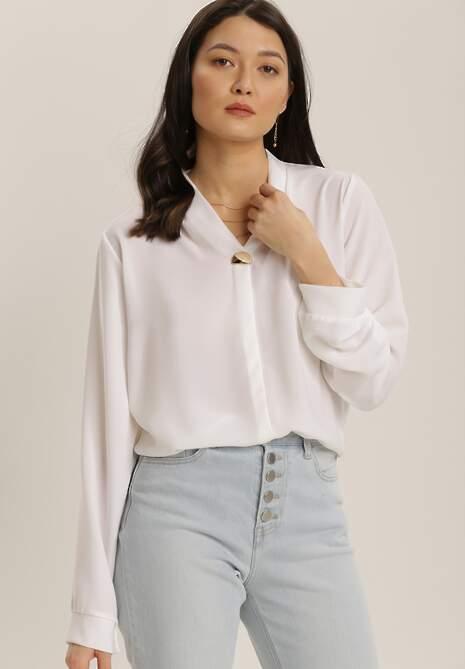 Biała Bluzka Briroe