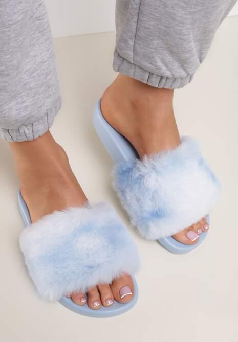 Niebieskie Klapki Pahaliah