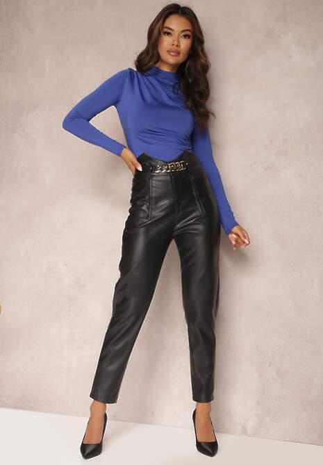Czarne Spodnie Orinsha
