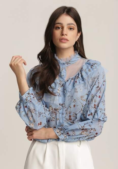 Niebieska Koszula Dorielora