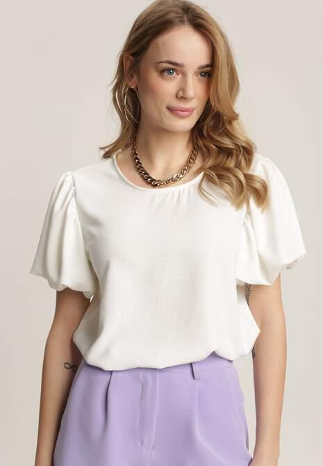Biała Bluzka Ethelsa