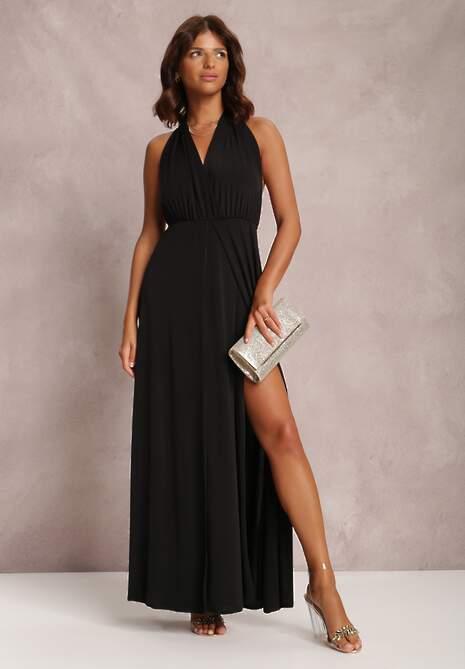 Czarna Sukienka Lisohsa