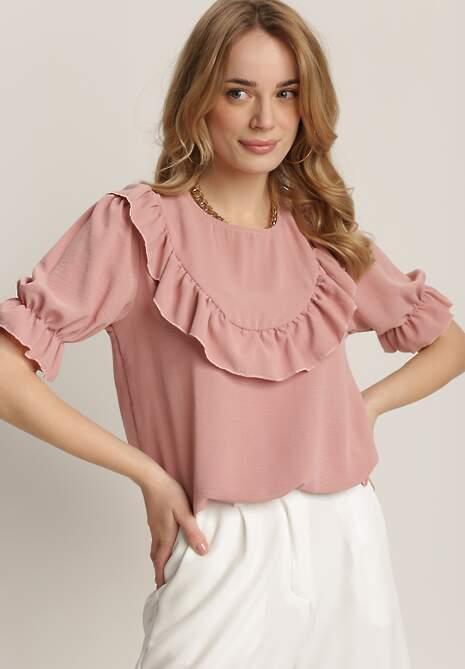 Różowa Bluzka Jennirene