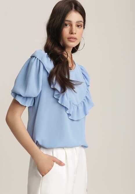 Niebieska Bluzka Jennirene