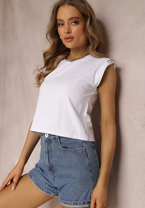 Biała Bluzka Taphophise