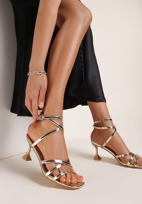 Złote Sandały Ciresis