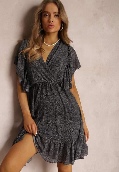 Czarna Sukienka Seena