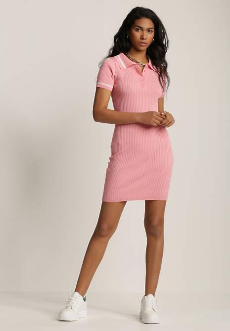 Różowa Sukienka Selestiphis