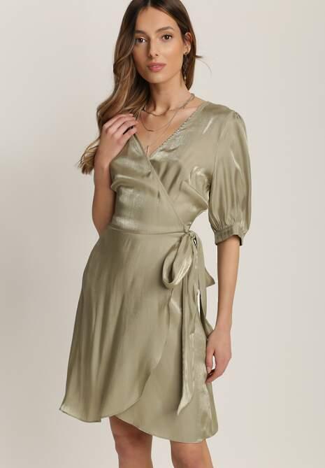 Zielona Sukienka Theiselsa