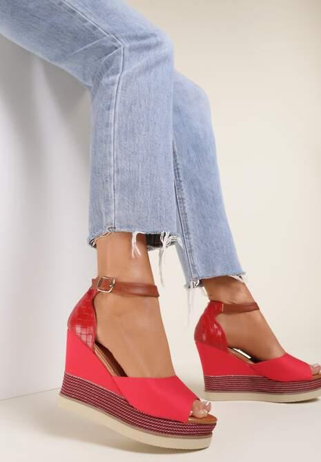 Czerwone Sandały Mathiaphe