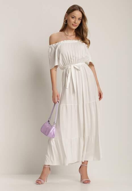 Biała Sukienka Iasedice