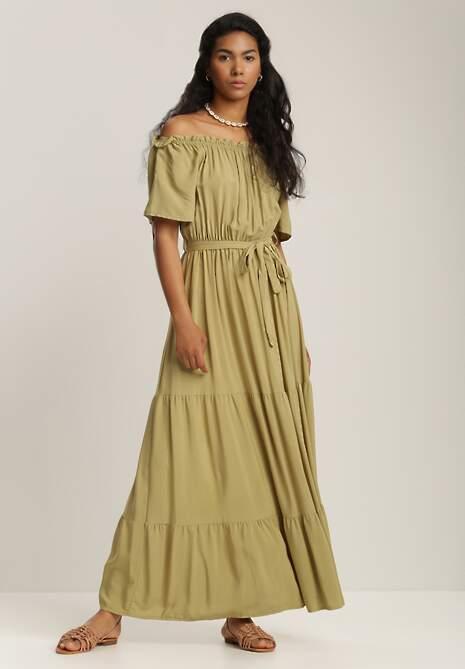 Zielona Sukienka Iasedice