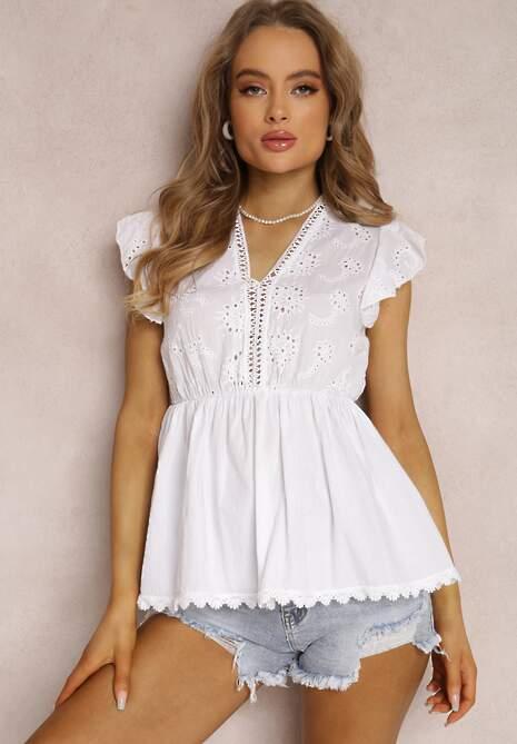 Biała Bluzka Ethixa
