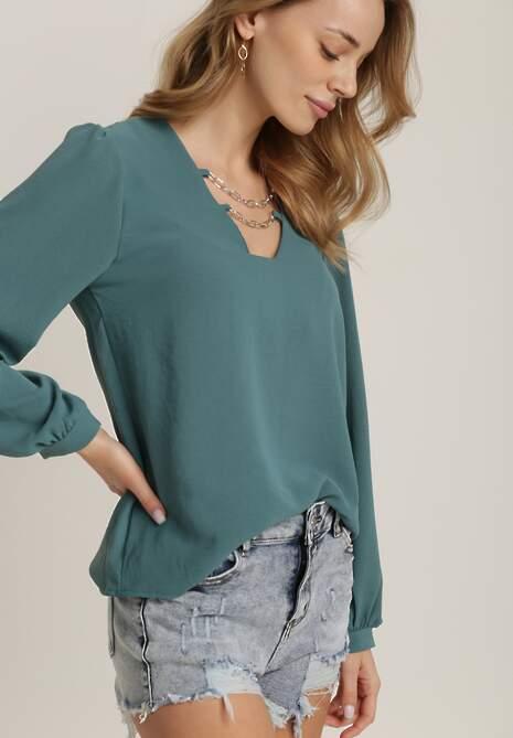Zielona Bluzka Naharrahn
