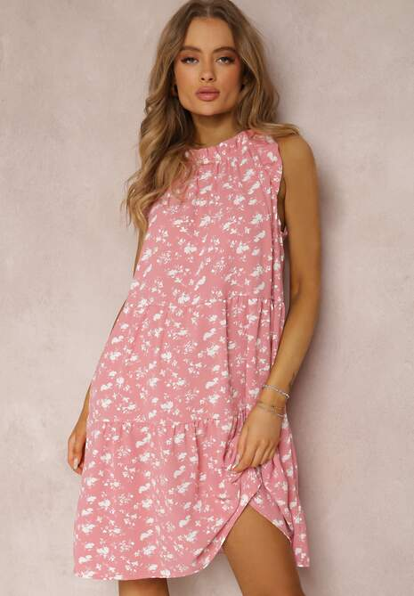 Różowa Sukienka Nauticiane
