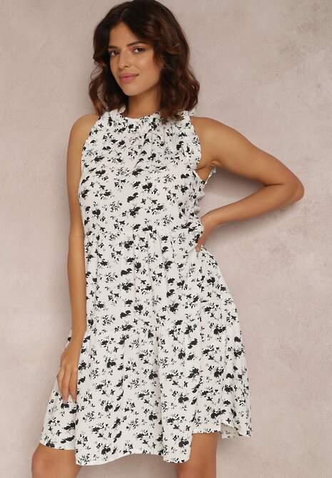 Biała Sukienka Nauticiane