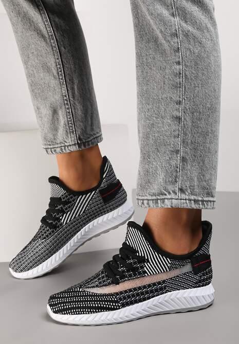 Czarne Buty Sportowe Sereira