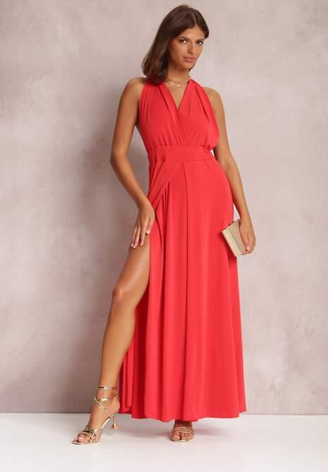 Czerwona Sukienka Sabessei