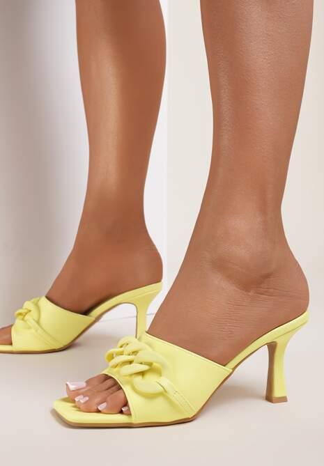Żółte Klapki Ilog