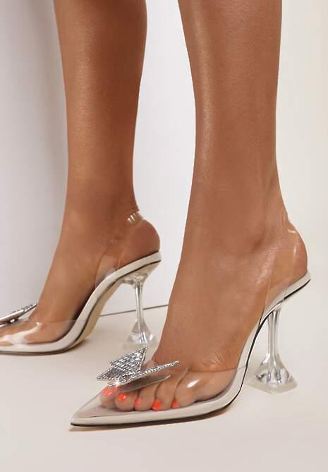 Beżowe Sandały Viantho