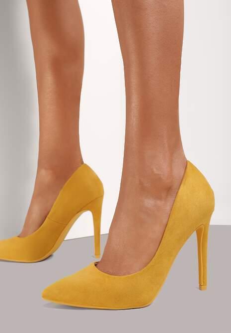Żółte Szpilki Phole