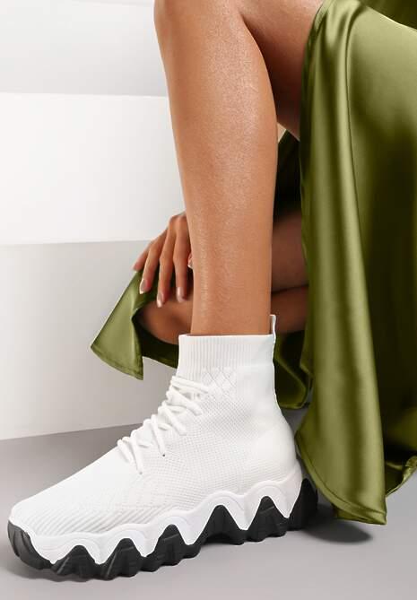 Białe Sneakersy Sthyscorea