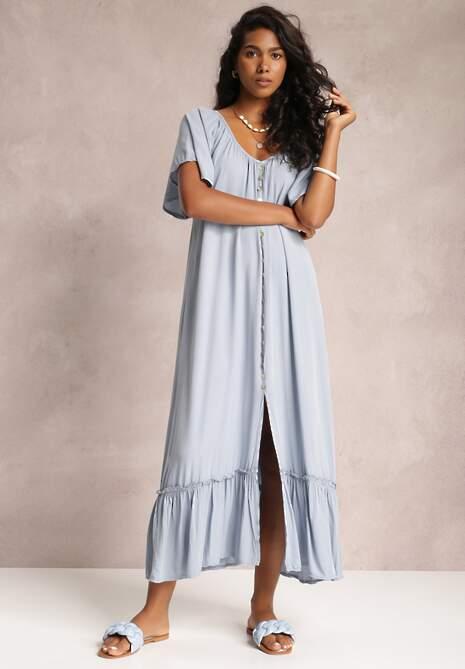Niebieska Sukienka Remliel