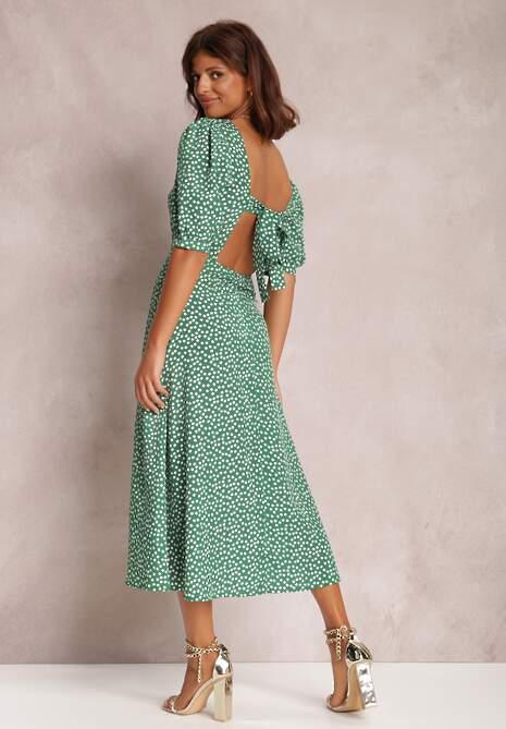 Zielona Sukienka Reintore
