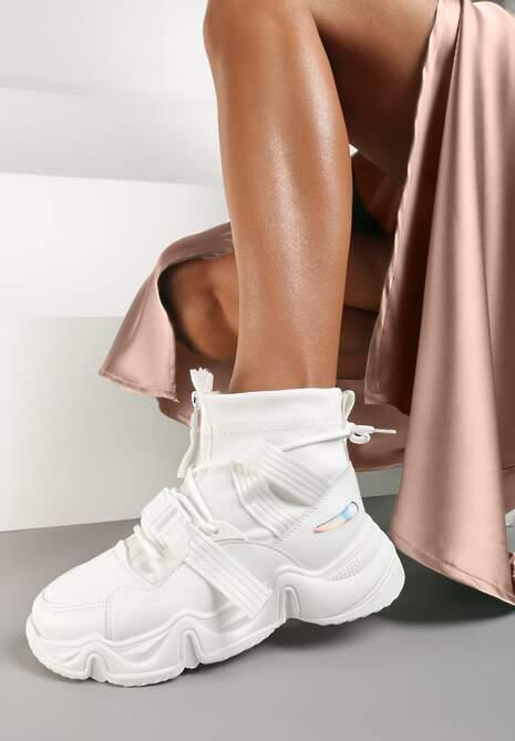 Białe Sneakersy Thuve